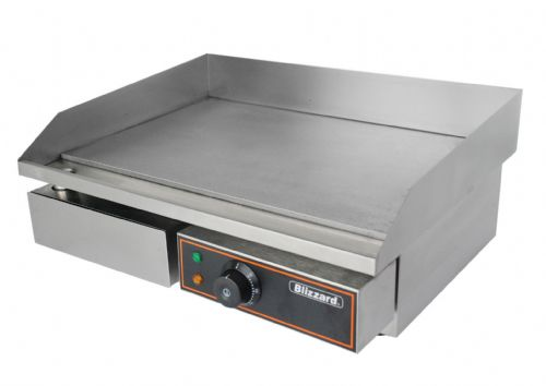 Blizzard Catering Single flat top griddle BG1A